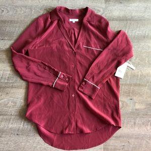 Equipment Tops - NWT Equipment blouse